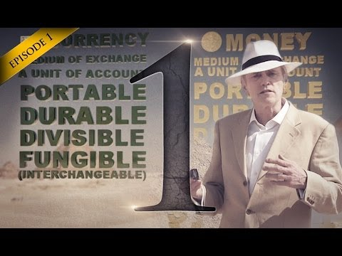 Hidden Secrets Of Money - Ep1 'Currency Vs Money' -  Mike Maloney, For extra content please visit: http://goldsilver.com/hidden-secrets-money/currency-money/ Currency vs. Money is the first episode of Gold & Silver: Hidden S...
