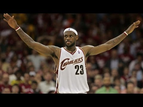 LeBron James: I'm coming home