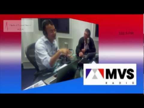 ENTREVISTA MVS 102.5 FM
