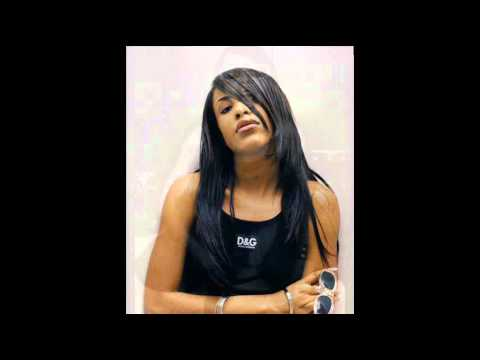 Aaliyah-Rare Interview(Corey Hill AKA Hustle Simmons)HQ Sound