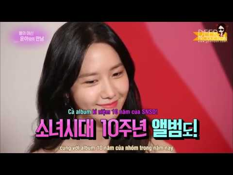 [YAVN][VIETSUB] 170415 KBS2 Entertainment Weekly - SNSD Yoona