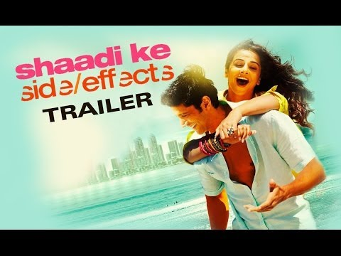 Shaadi Ke Side Effects - Theatrical Trailer ft. Farhan Akhtar, Vidya Balan