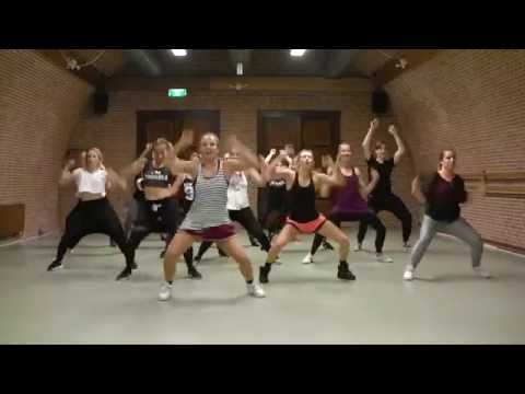 PUUR by Dinne Groothuis: Beyoncé - Love on top  | Street Jazz Choreography