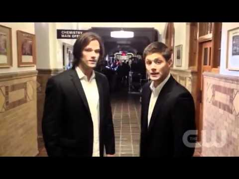 "Supernatural - Cast Message for ""People's Choice Awards 2012""!"