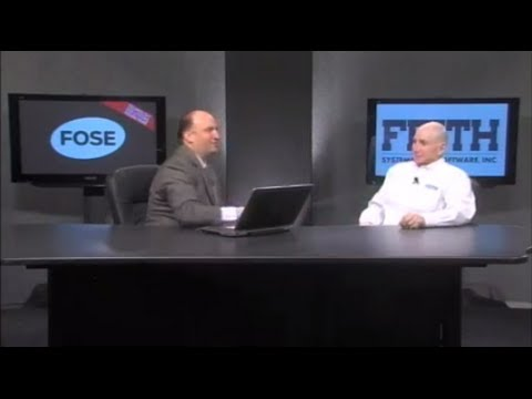 FOSE-TV: VP Mitch Farbstein on RMA, Workflow, and Govt BPM (Pre-Event Webcast)