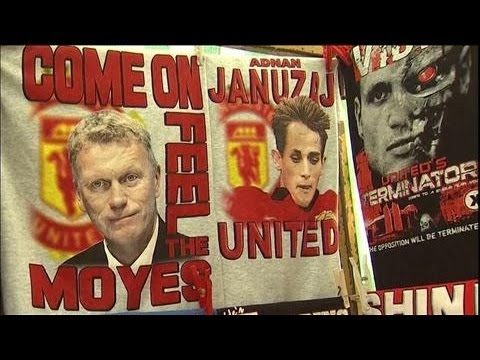 David Moyes and Man United Go Their Separate Ways