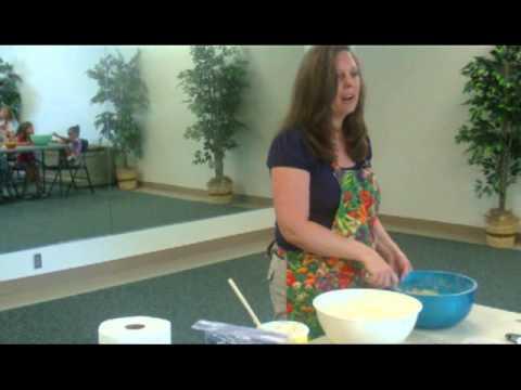 Baking Lesson For Children