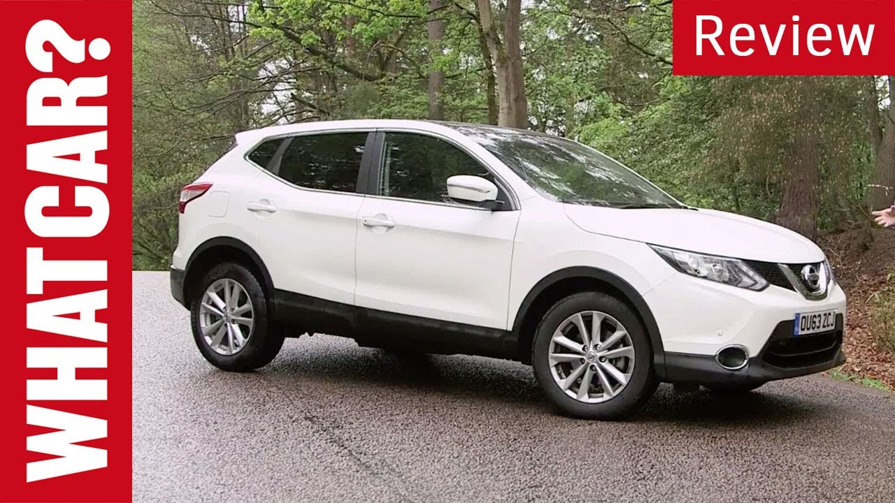 2014 nissan qashqai review what car youtube. Black Bedroom Furniture Sets. Home Design Ideas