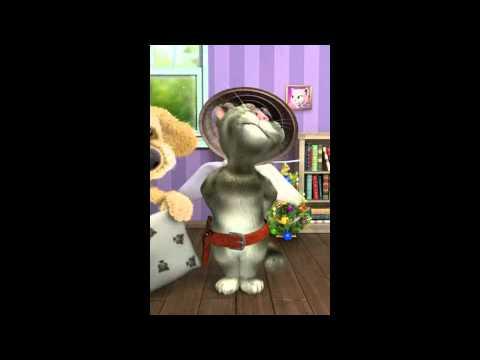 Chú Mèo hát nhạc chế: Huyền Thoại Vợ - Talking Tom