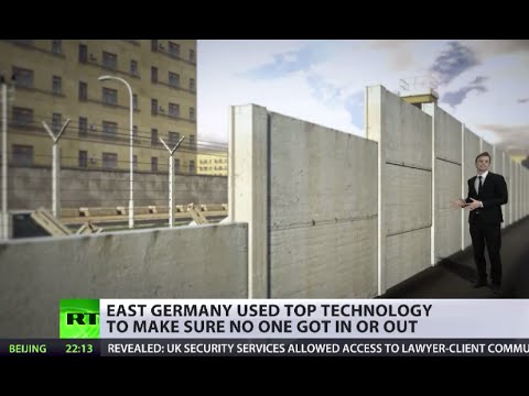 Berlin Wall Deconstructed: From barbed wire to Death Strip