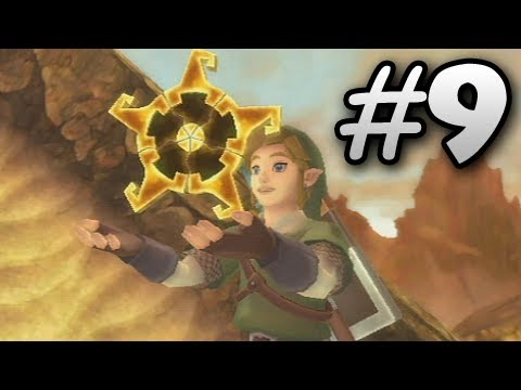 The Legend of Zelda: Skyward Sword - Part 9: Finding the Key, We look for the Key to the Earth Temple and then prepare ourselves in Skyloft for the Dungeon ahead. --- Links you should check out! --- Like my page on Face...