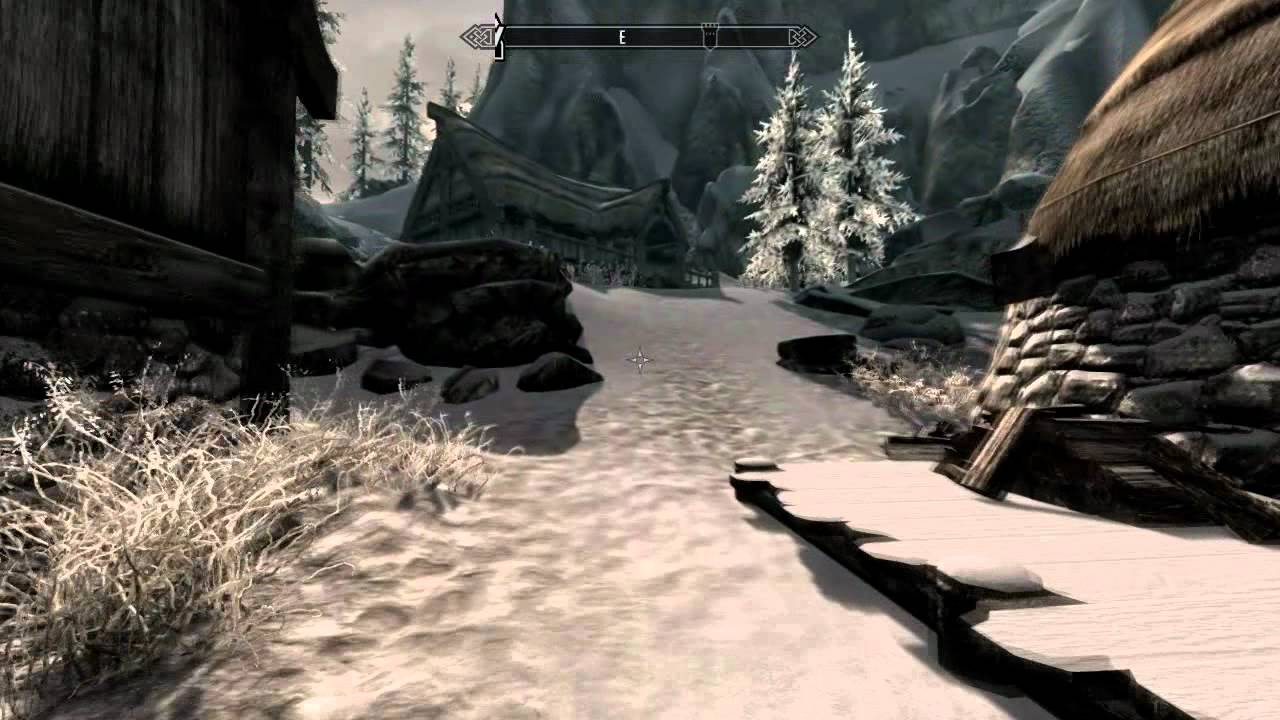 Hidden chest in dawnstar patched