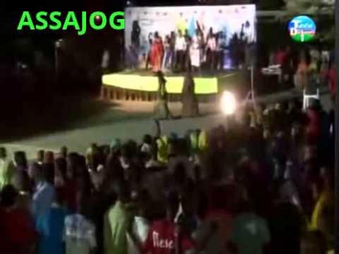 Djibouti: Les jeunes Talents à Ali Sabieh
