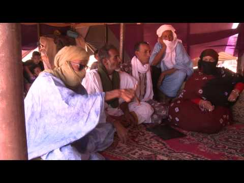 Uncertain future for Malian refugee camps