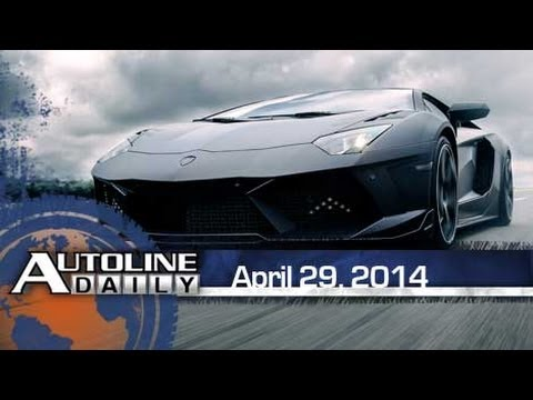 Mansory's Carbon Fiber Works of Art - Autoline Daily 1366