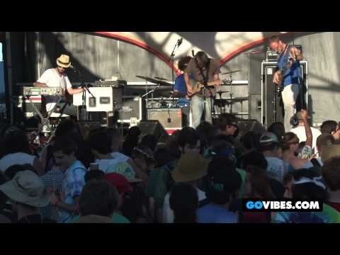 "Dopapod Performs ""We Are Not Alone"" into POTUSA's ""Peaches"" at Gathering of the Vibes 2012"