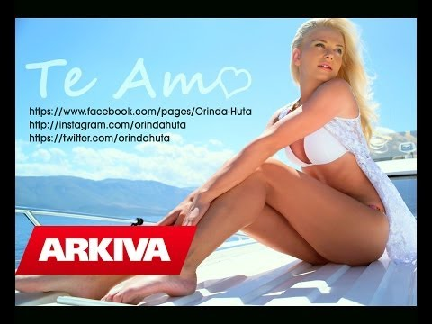 Orinda Huta ft. Luis (Panacea Project) - Te Amo (Official Video HD)