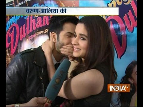 Exclusive: Alia Bhatt on the promotion of her next flick 'Humpty Sharma ki Dulhaniya'