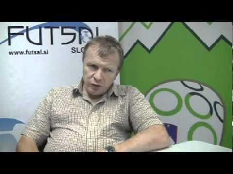 futsal.si: Branko Velišček o KMN Oplast Kobarid in sezoni 2011/12 (18.07. 2011)