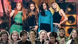Classical Musicians React: BLACKPINK 'Whistle' vs 'Boombayah'