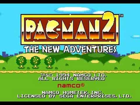 Pac-Man 2: The New Adventures Music - Mischief