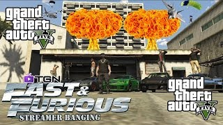 "GTA 5 Online ""GTA V Online Fast & Furious Streamer Banging"