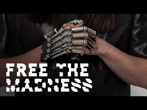 Free The Madness (Official Audio) - Steve Aoki ft. Machine Gun Kelly
