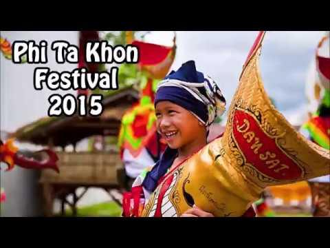 phi ta khon, le festival des esprits en thaïlande (loei)