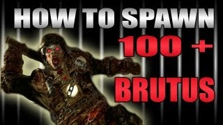 INFINITE BRUTUS Spawn Glitch: Brutus Glitch: Mob Of The