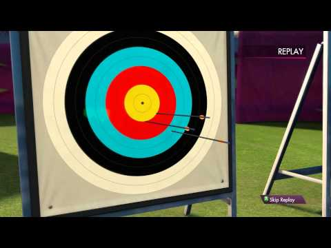 London 2012: The Official Video Game - Men's Archery Individual