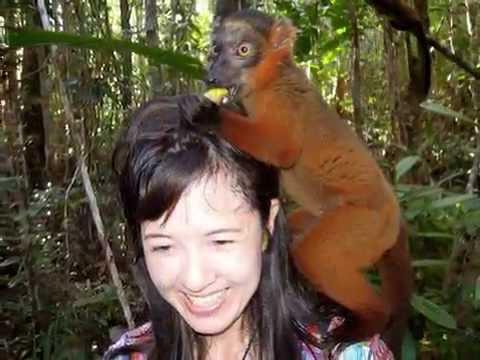 Madagascar Trip - TJ 's family