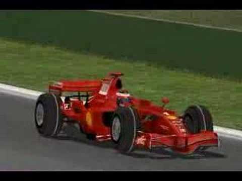 GTR 2 : Formula 1 at Imola track