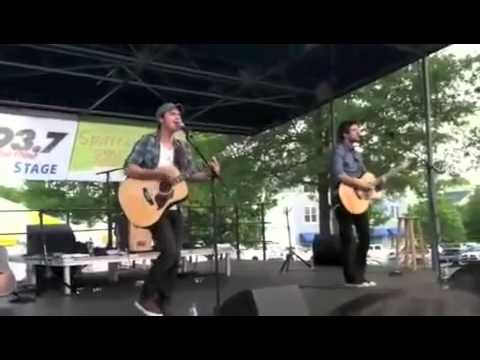 Kris Allen Everybody Wants to Rule the World/TWYMMF - Spring Fling 5-8-11