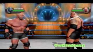 WWE All Stars Goldberg CAW With Formula + Gameplay