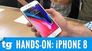 iPhone 8 Hands-On: Don't Overlook This Big Update