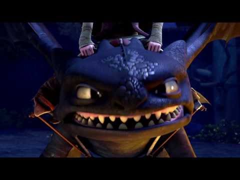DreamWorks' Dragons: Defenders of Berk - Trailer 3 [Full HD 1080p]