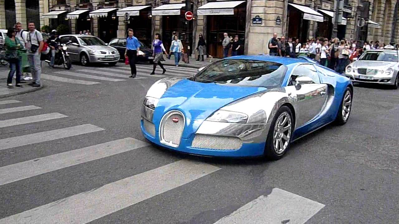 bugatti veyron limited centenaire edition in paris youtube. Black Bedroom Furniture Sets. Home Design Ideas