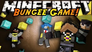 Minecraft Mini-Game : BUNGEE!