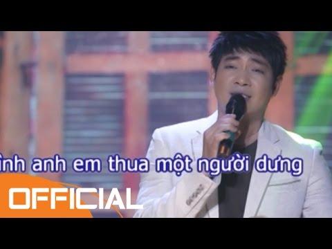 Thua Một Người Dưng Karaoke - Dương Bửu Trung [Official]