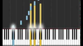 Naruto Hokage Funeral Piano Tutorial.flv