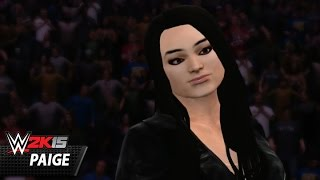WWE 2K15 Community Showcase: Paige (Xbox 360)