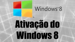 Windows 8 Ativação Do Windows 8