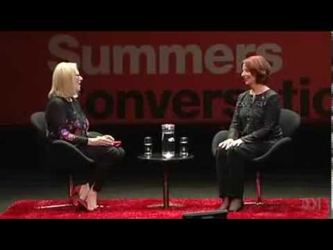 Julia Gillard in Conversation Anne Summers