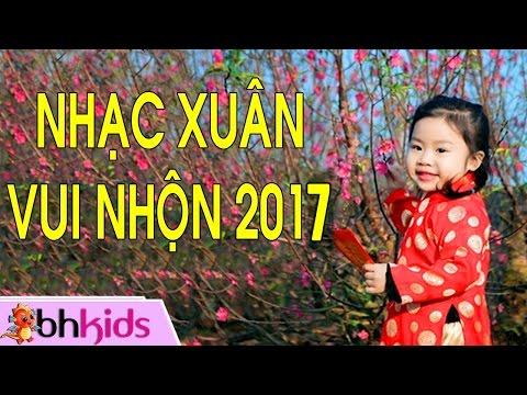 Nhạc Tết Thiếu Nhi - Nhạc Xuân Vui Nhộn 2016 [HD]
