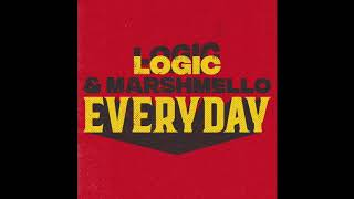 Logic & Marshmello - Everyday (Official Audio)
