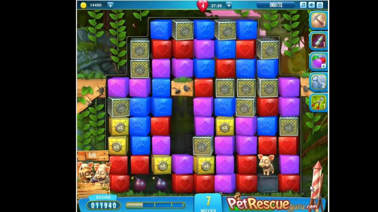 pet rescue saga level 42 200x200 jpg how to beat pet rescue saga level