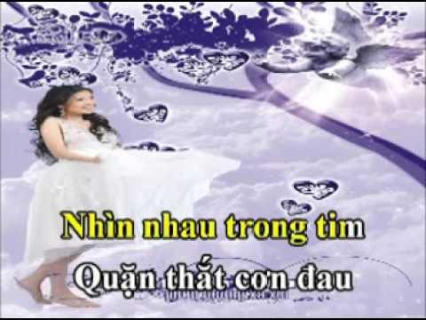 Con Nha Ngheo  karaoke