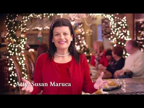 Elect SUSAN MARUCA for Probate Judge HOLIDAYS Spot