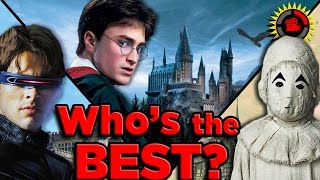 Film Theory: Is Miss Peregrine's BETTER than Hogwarts?