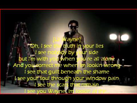 lil wayne - mirror on the wall